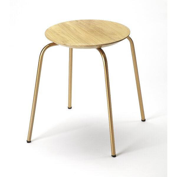 Larena Accent Stool by Mercer41