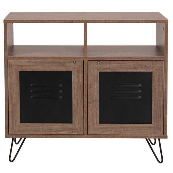 Eloisa 2 Door Accent Cabinet by Union Rustic Union Rustic