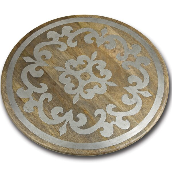 Wood Lazy Susan by The GG Collection