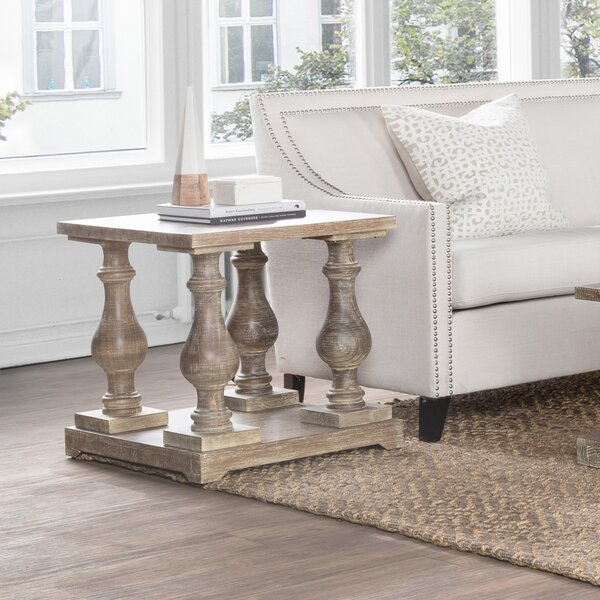 Daria End Table by One Allium Way