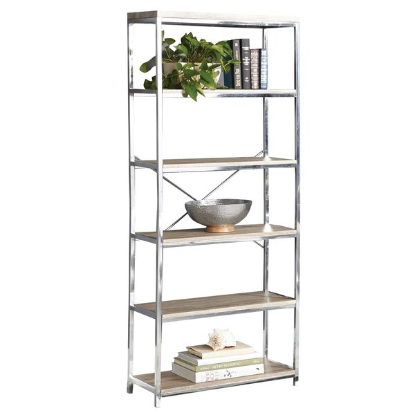 Weist Etagere Bookcase by Orren Ellis