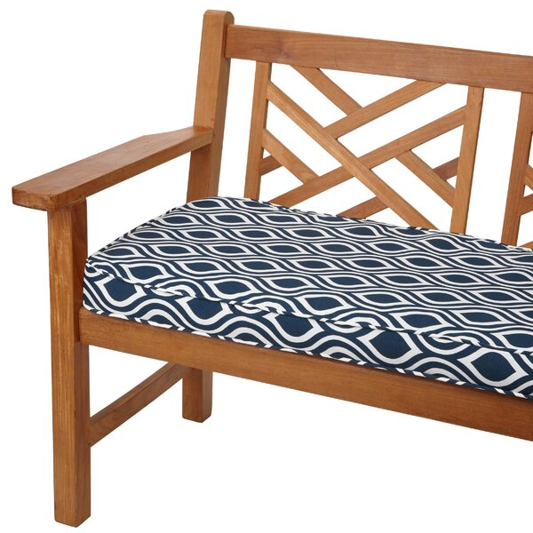 Quan Indoor/Outdoor Bench Cushion by Mistana