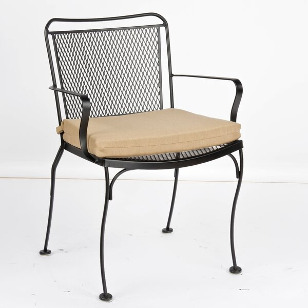 Constantine Patio Dining Chair by Woodard