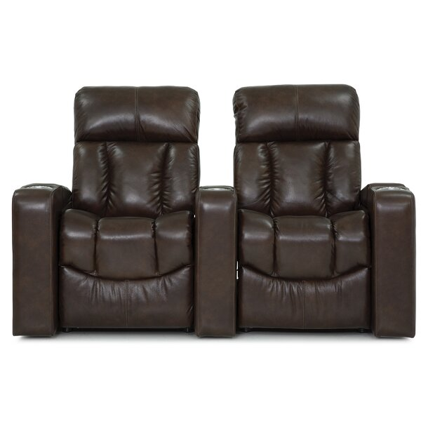 Orlando Home Theater Loveseat (Row Of 2) By Palliser Furniture