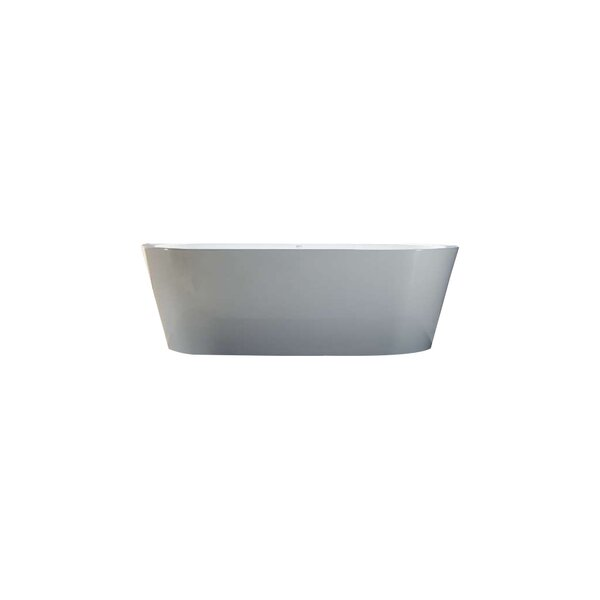 Serenity 70 x 32 Soaking Bathtub by Virtu USA