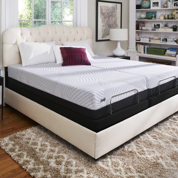 Conform™ Performance 12.5 Plush Mattress and Box Spring by Sealy