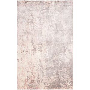 Mirage Hand Woven Pink Area Rug