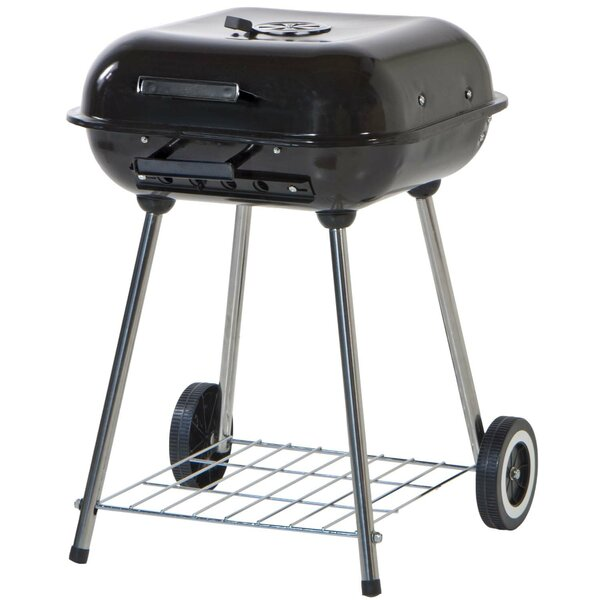 18 Covered Brazier Charcoal Grill by Marsh Allan