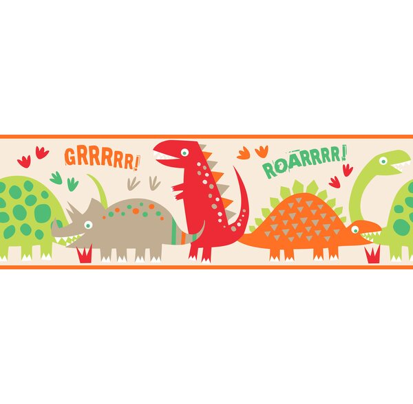 Fun4Walls Dino Wall Mural by WallPops!