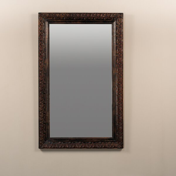 Handcarved Accent Mirror by Sarreid Ltd