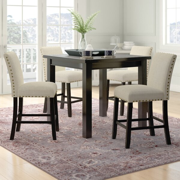 Stuckey 5 Piece Dining Set By Red Barrel Studio
