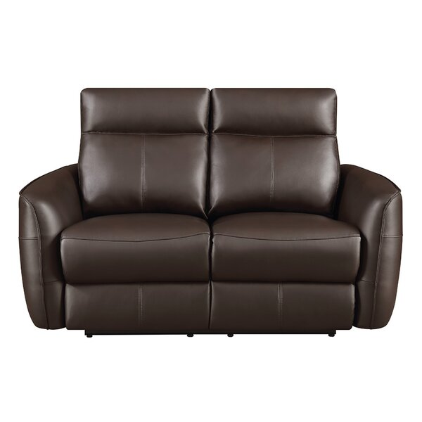 Review Scranton Reclining Loveseat