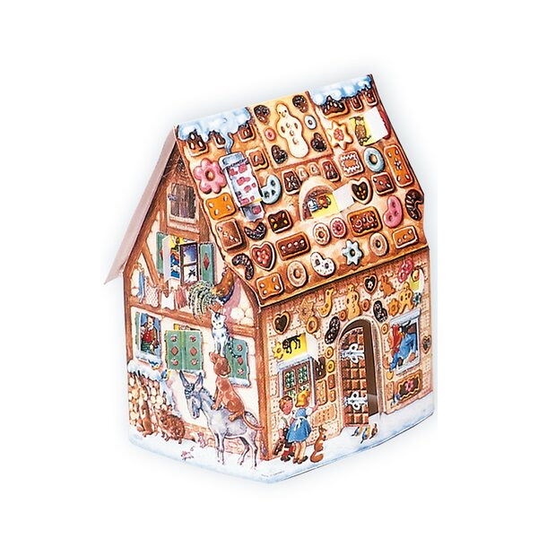 Gingerbread House Advent Calendar by The Holiday Aisle