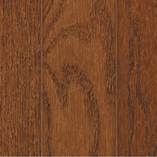 Port Madison 5 Engineered Oak Hardwood Flooring in Pecan by Welles Hardwood