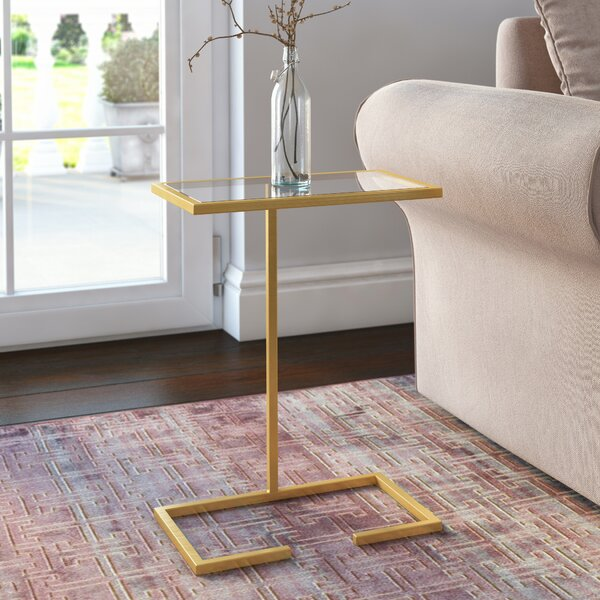 Bilertine End Table by Willa Arlo Interiors Willa Arlo Interiors