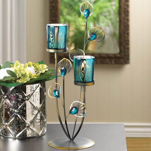 Iron Candelabra by Andover Mills