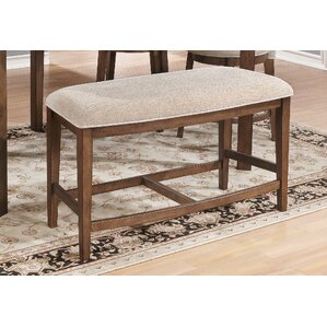 Burna Upholstered Bench by Bloomsbury Market