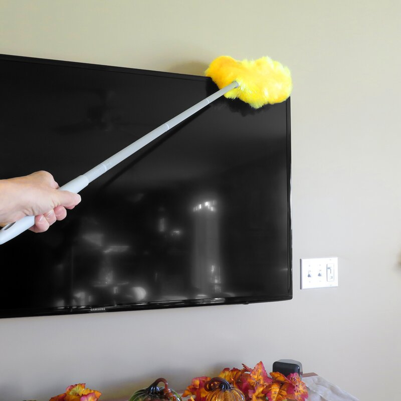 Washable Microfiber Ceiling Fan Duster