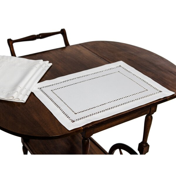Easy Care Placemat (Set of 4) by Xia Home Fashions
