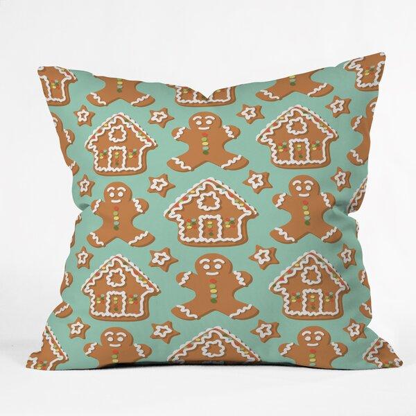 Sabine Reinhart Christmas Kitchen Throw Pillow by Deny Designs