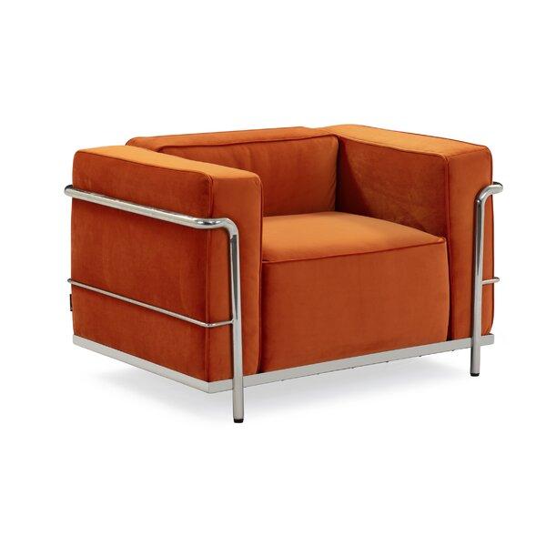 Unseli Armchair By Ebern Designs