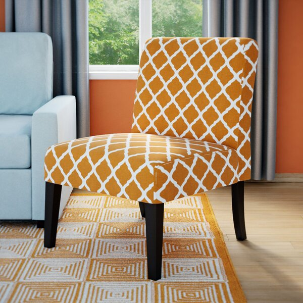 Lisette Slipper Chair by Andover Mills Andover Mills™