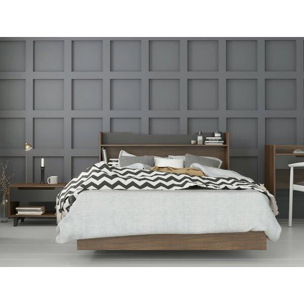 Leaman Platform 3 Piece Bedroom Set by Ebern Designs