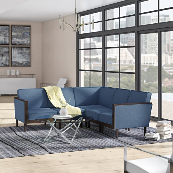 Mathilde Sectional by Ivy Bronx