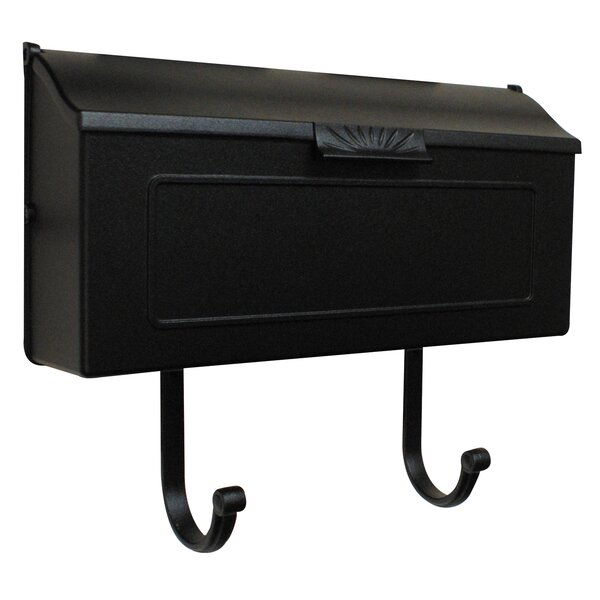 Horizon Horizontal Wall Mounted Mailbox by Special Lite Products