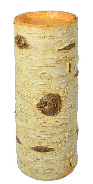 Birch Resin Table Vase by Loon Peak