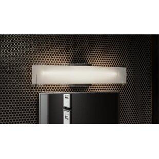 Inexpensive Remley 1-Light LED Bath Bar By Orren Ellis