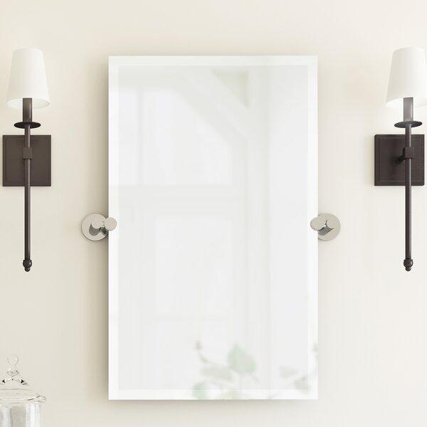Channel Bathroom/Vanity Mirror by Gatco