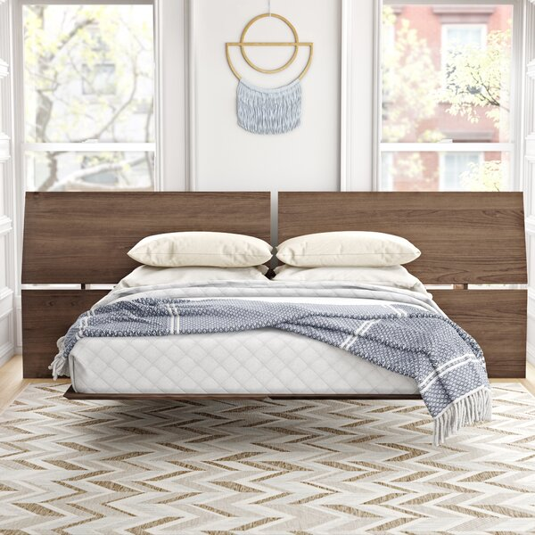 Frederick Panoramic Panel Headboard by Foundstone