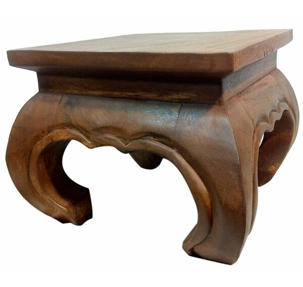 Jimmy Corner End Table By World Menagerie