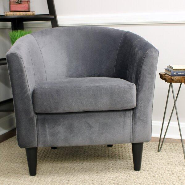 Ariella Barrel Chair by Wrought Studio