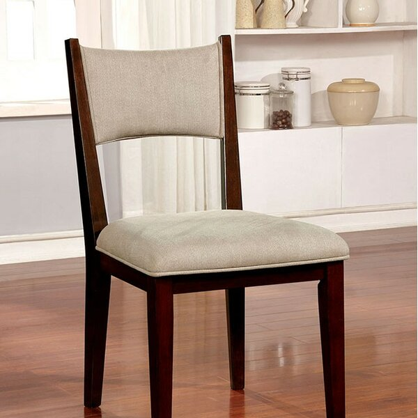 Kauffman Upholstered Dining Chair (Set of 2) by Brayden Studio