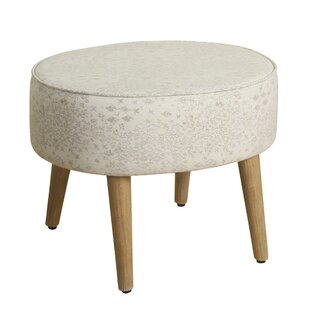 Mandana Accent Stool by Bungalow Rose