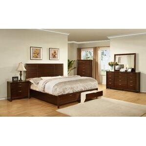 Lancaster Panel Configurable Bedroom Set by Wildon Home ?