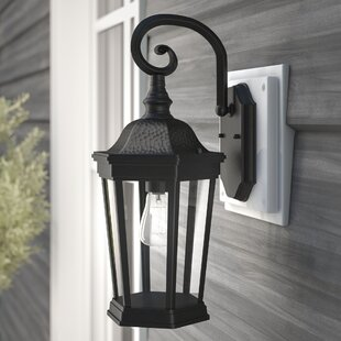 Windridge 1-Light Outdoor Wall Lantern By Darby Home Co Outdoor Lighting
