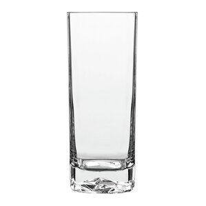 on the rocks 15 oz beverage dof glass set of 4 - Highball Glasses