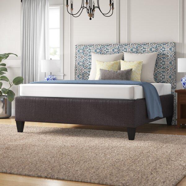 Bottomley Upholstered Platform Bed by Ebern Designs