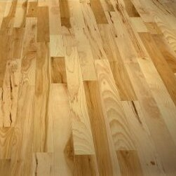 3 Solid Hickory Hardwood Flooring in Country Natural by Bruce Flooring