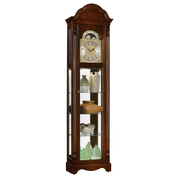 Clarksburg Quartz 79 Grandfather Clock by Ridgeway Clocks