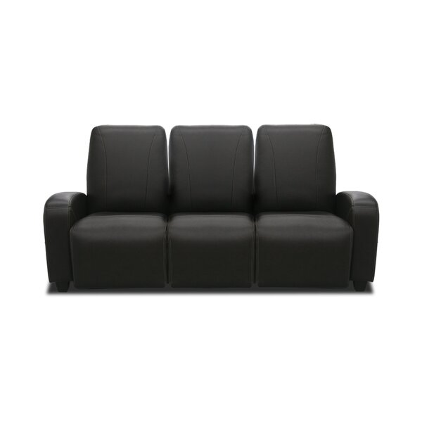 Milan Home Theater Sofa (Row Of 3) By Bass