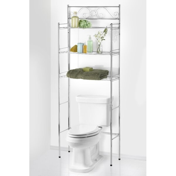 Tabukiniberu 24.75 W x 65.5 H Over-the-Toilet