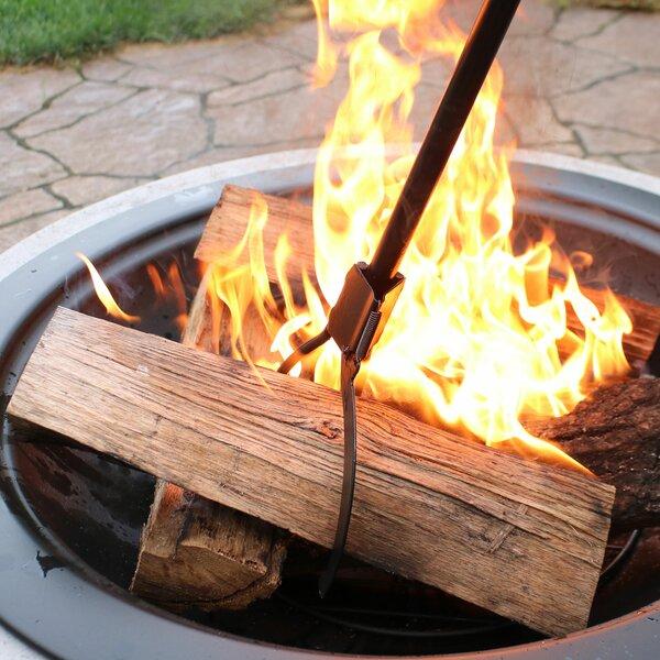Tyronza Heavy Duty Log Grabber By Freeport Park
