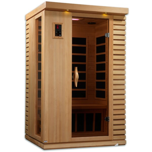 2 Person FAR infrared Sauna by Dynamic Infrared