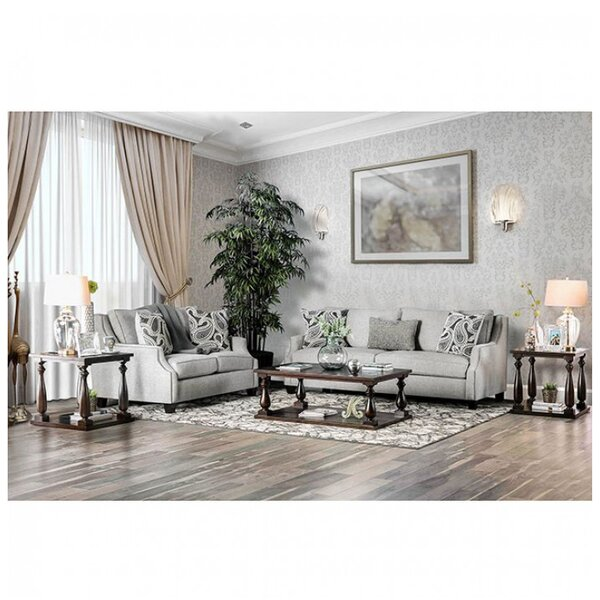 Wattisham Configurable Living Room Set by Canora Grey
