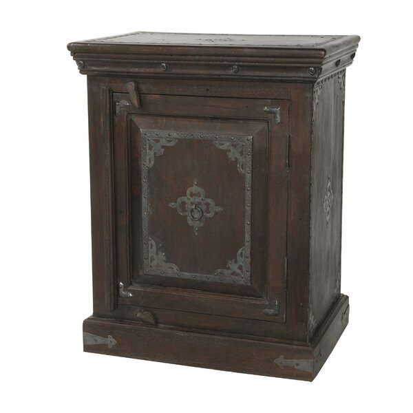 Pepe Nightstand by World Menagerie