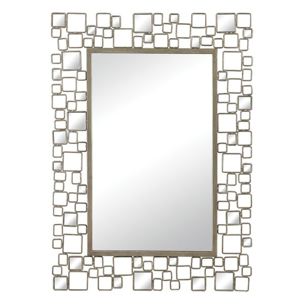 Emberto Accent Mirror by Bloomsbury Market
